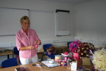 Natalie Williams, Owner Coco Blooms