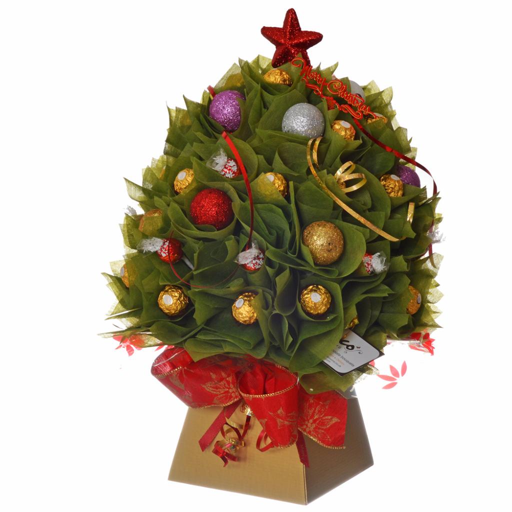 Christmas Chocolate Bouquet