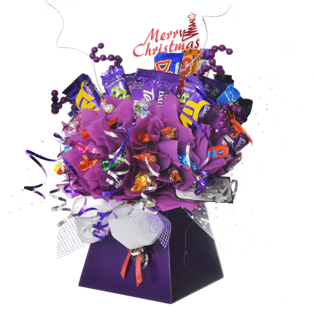 Chocolate bar cadbury bouquet