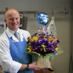 Fathers Day large chocolate bar bouquet